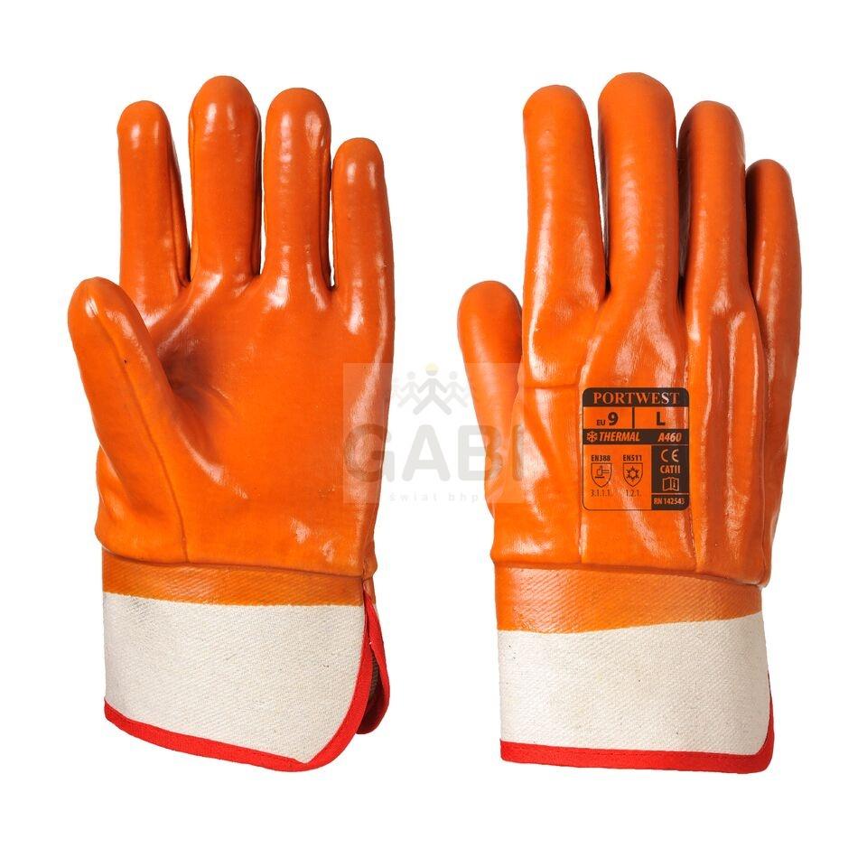 Wodoodporne rękawice robocze