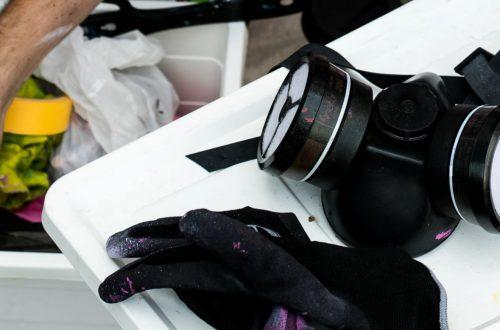 Nowoczesne maski przeciwgazowe