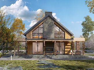 Kto wykona projekt domu z poddaszem?